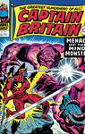 Captain Britain #34