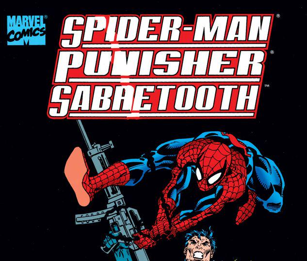 SPIDER-MAN/PUNISHER/SABRETOOTH: DESIGNER GENES 1 #1