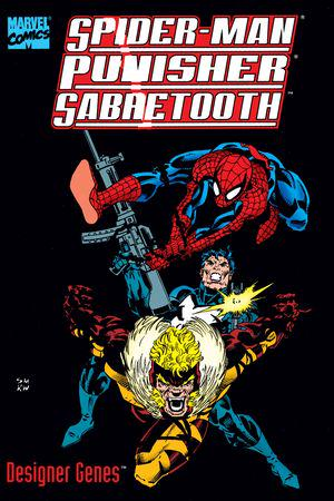 Spider-Man/Punisher/Sabretooth: Designer Genes (Trade Paperback)