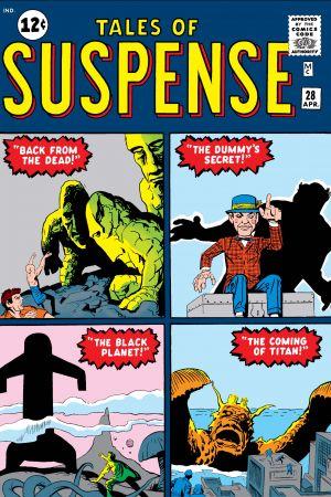 Tales of Suspense (1959) #28