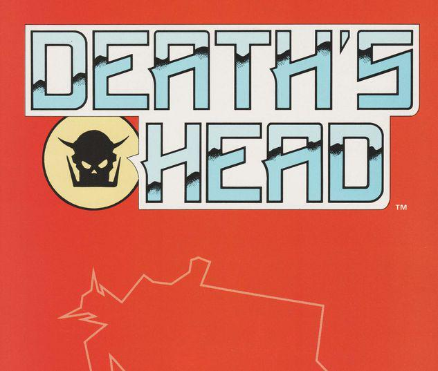 DEATH'S HEAD: THE BODY IN QUESTION 1 #1