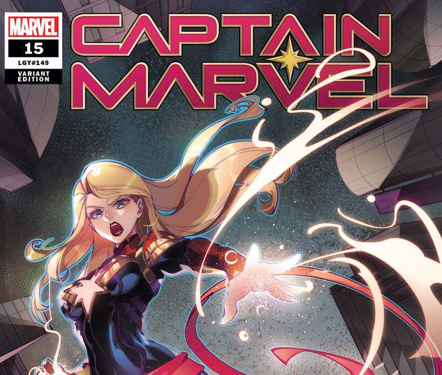 Captain Marvel #15