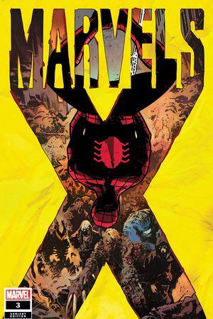 Marvels X (2020) #3 (Variant)