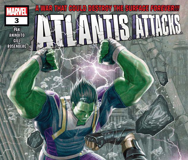 Atlantis Attacks #3