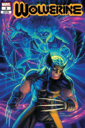 Wolverine #3  (Variant)