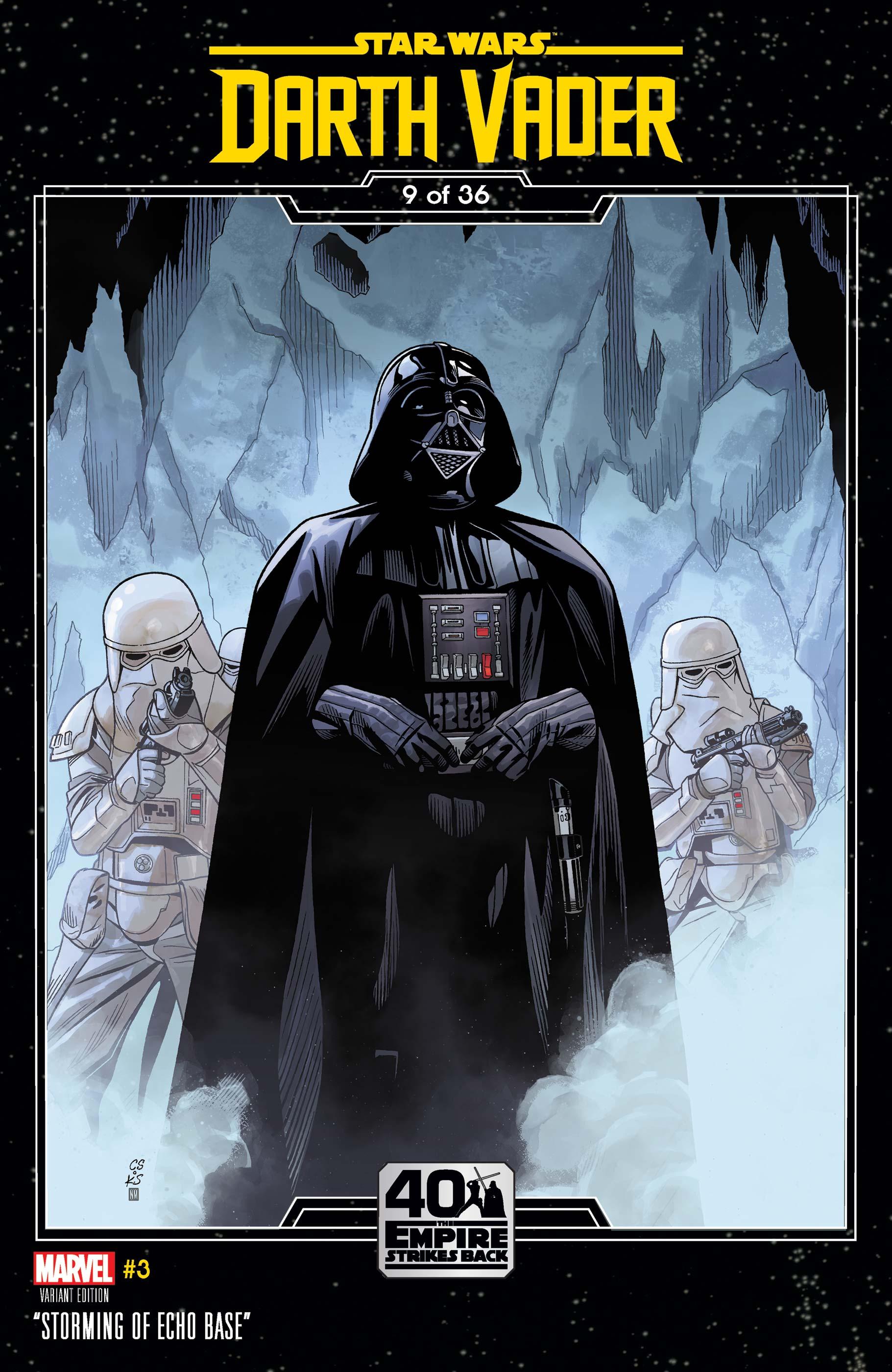 Star Wars: Darth Vader (2020) #3 (Variant)