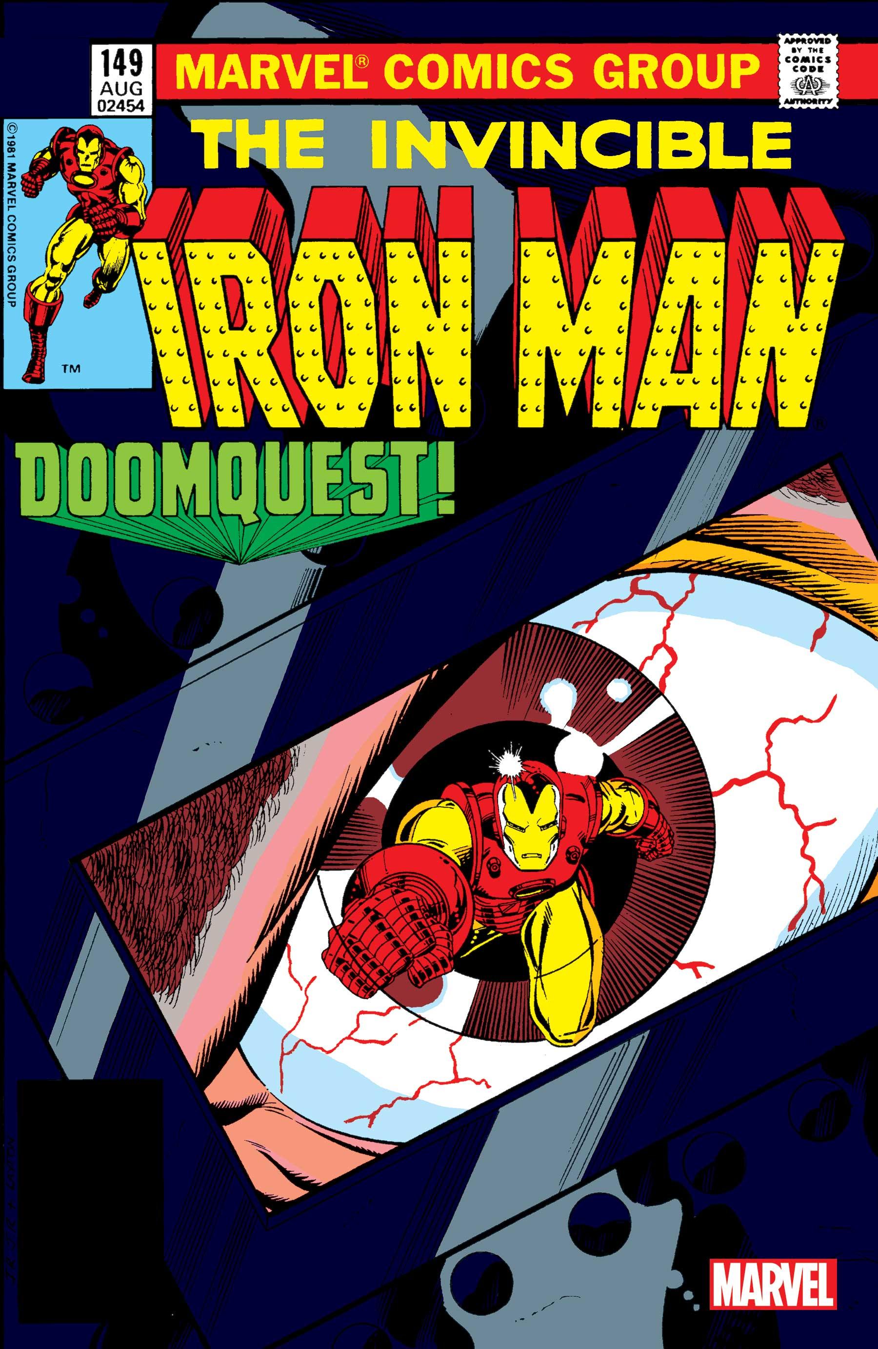 True Believers: King In Black - Iron Man/Doctor Doom (2020) #1