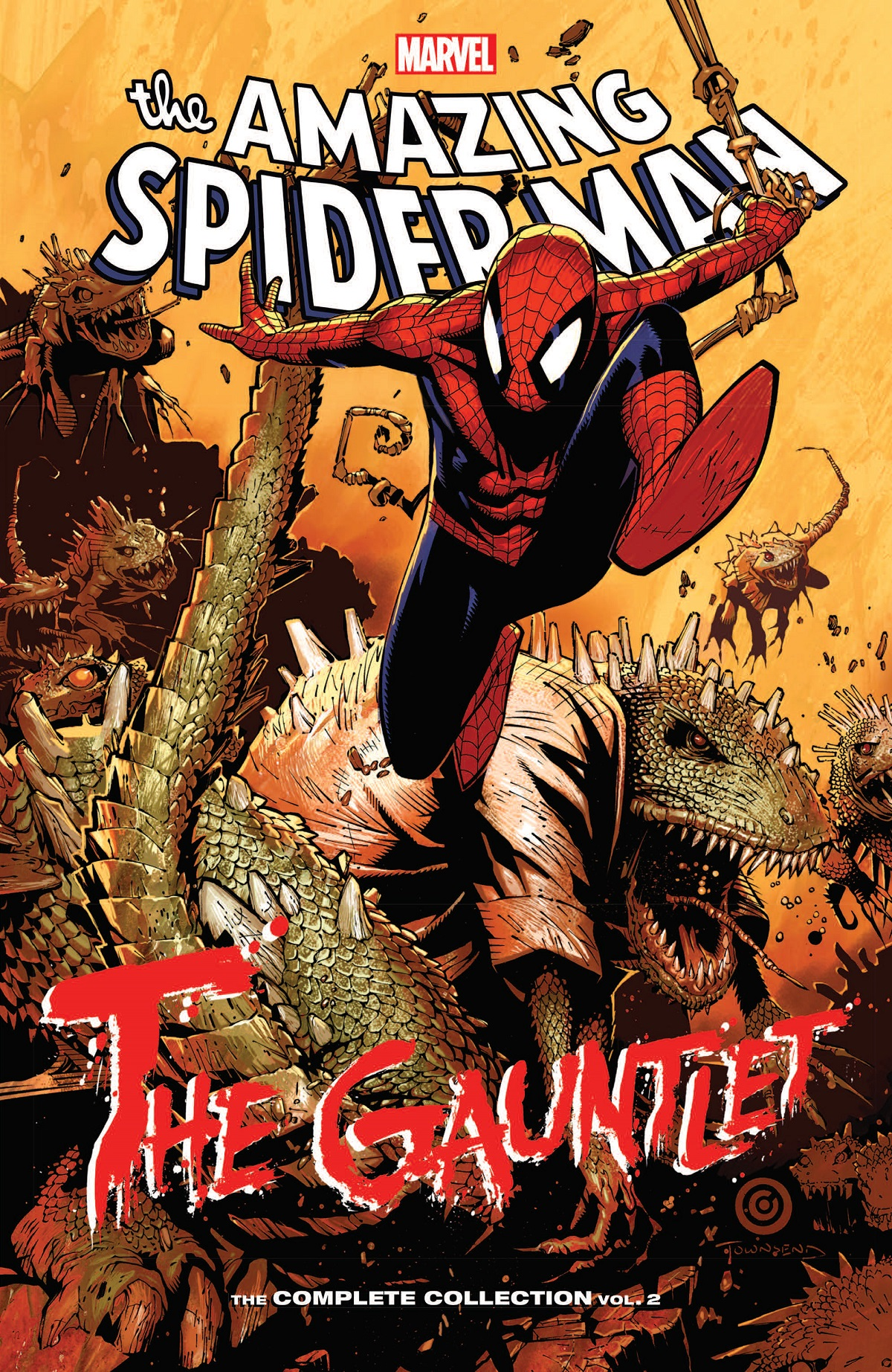 SPIDER-MAN: THE GAUNTLET - THE COMPLETE COLLECTION VOL. 2 TPB (Trade Paperback)