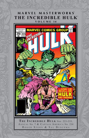 MARVEL MASTERWORKS: THE INCREDIBLE HULK VOL. 14 HC (Hardcover)