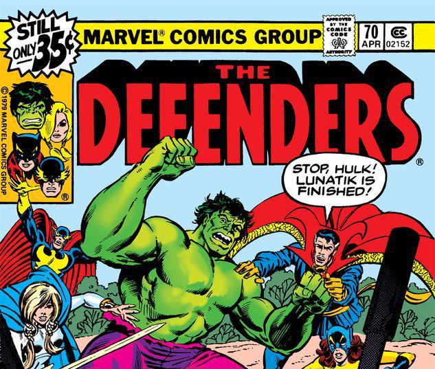 Defenders #70