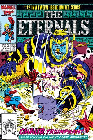 The Eternals #12