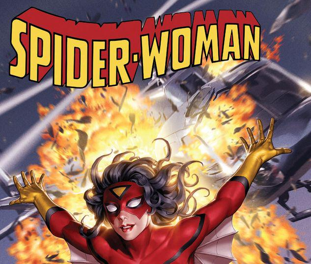 SPIDER-WOMAN VOL. 1: BAD BLOOD TPB #1