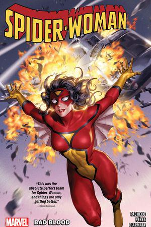 Spider-Woman Vol. 1: Bad Blood (Trade Paperback)