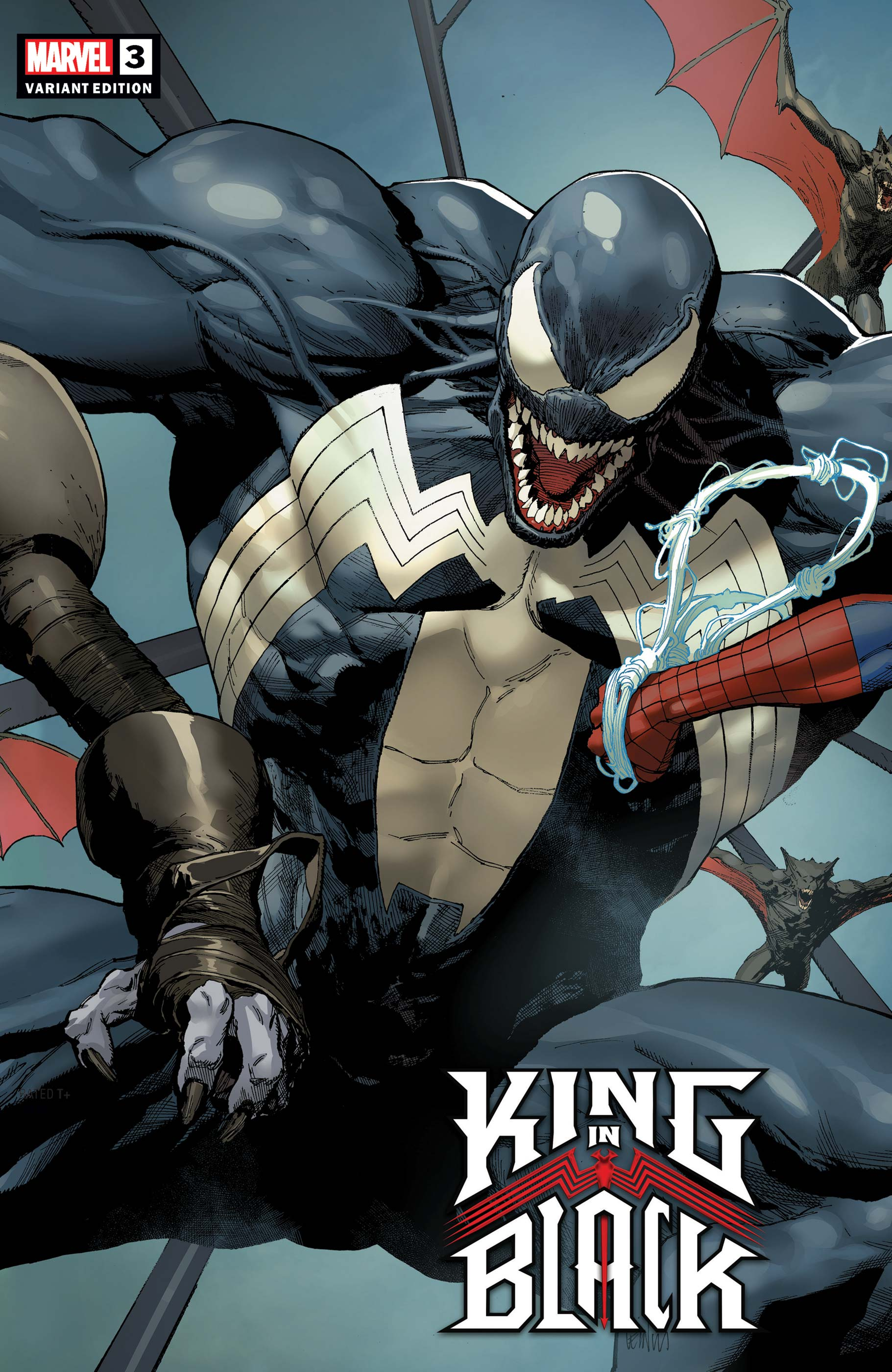 King in Black (2020) #3 (Variant)