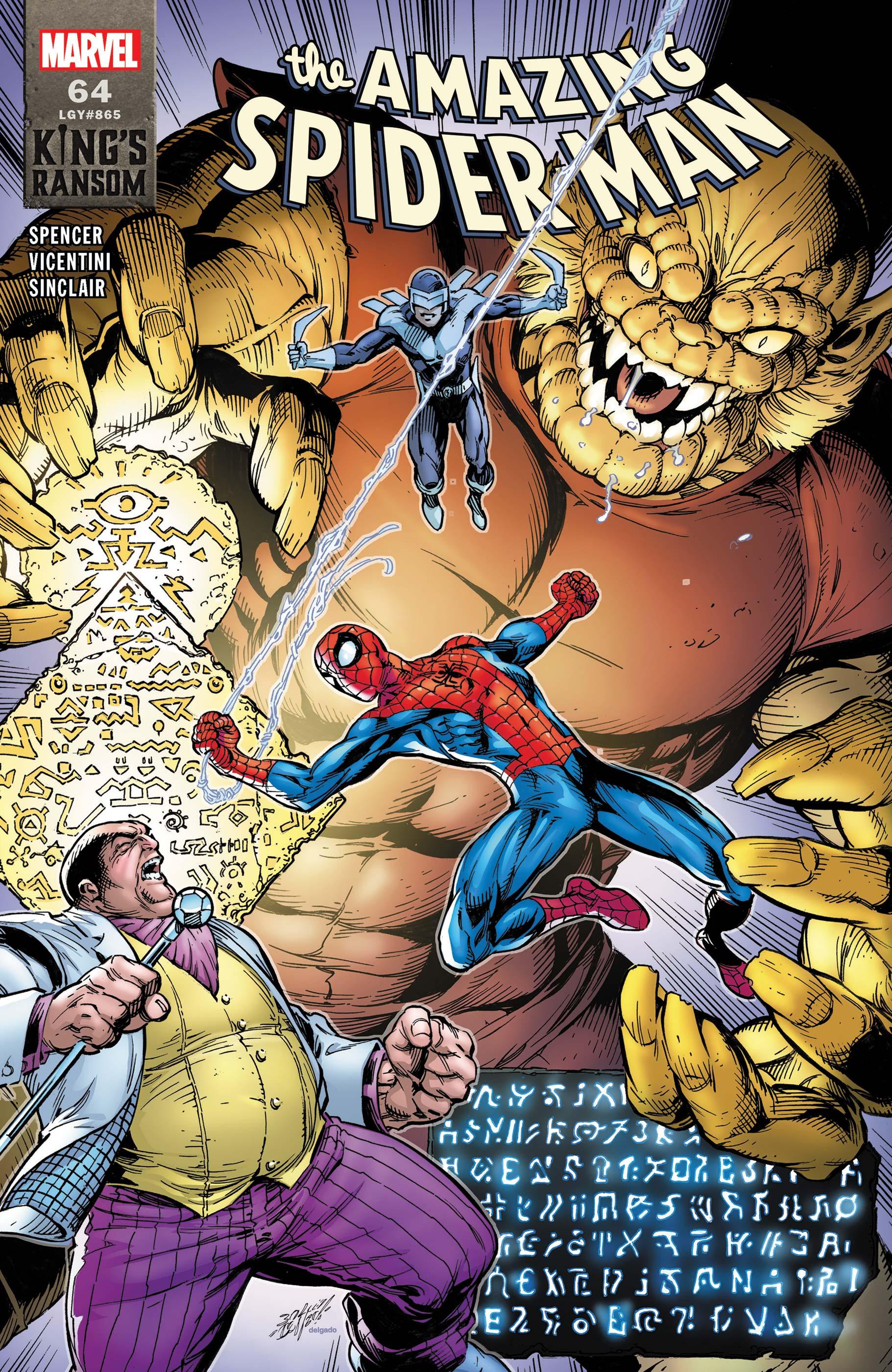 The Amazing Spider-Man (2018) #64