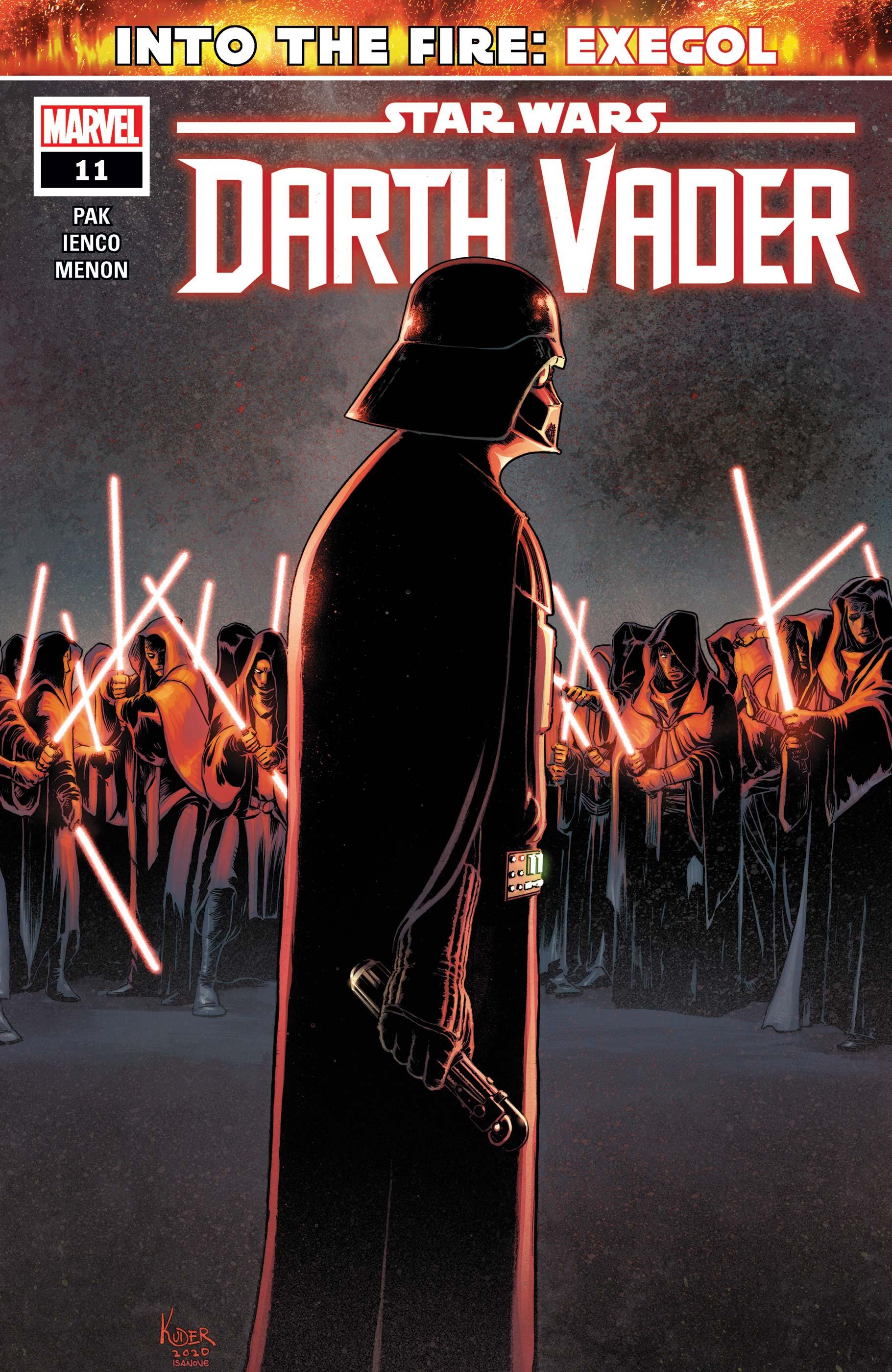 Star Wars: Darth Vader (2020) #11