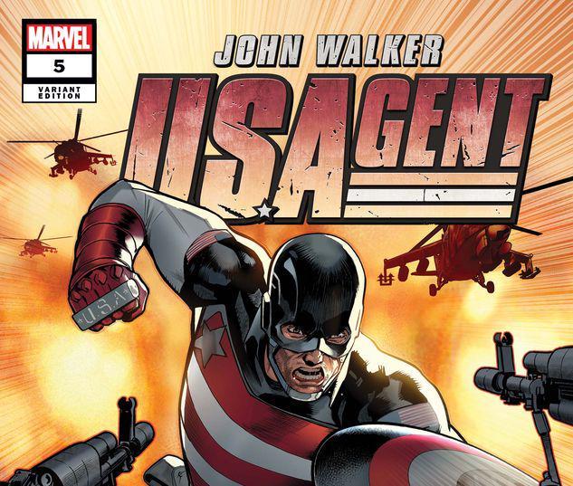 U.S.Agent #5