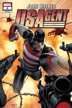 U.S.Agent (2020) #5 (Variant)