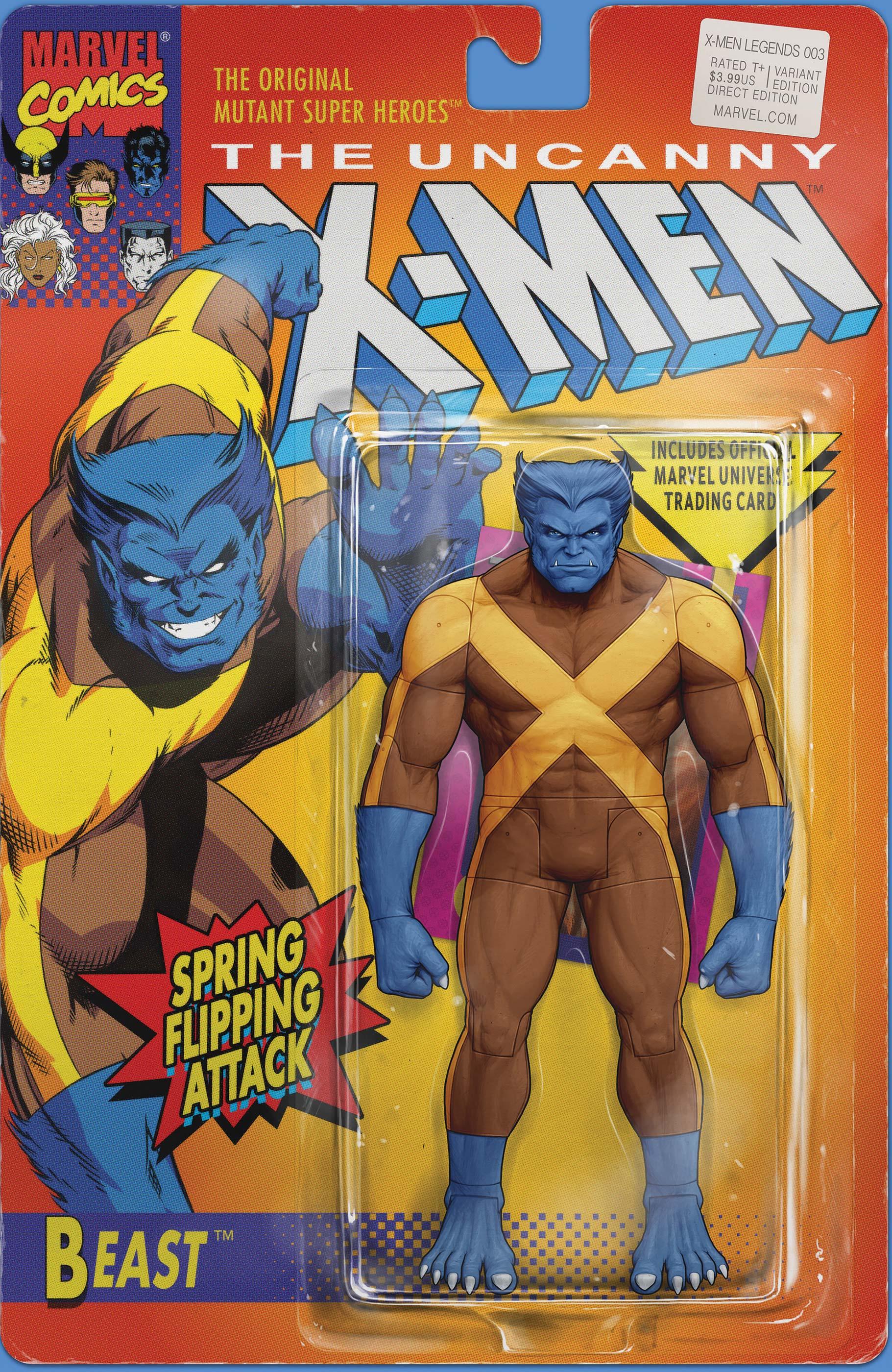 X-Men Legends (2021) #3 (Variant)
