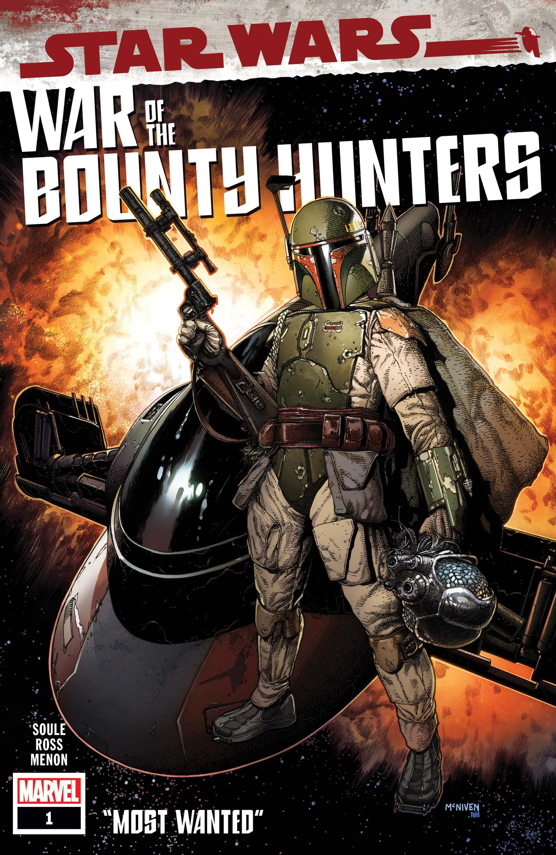 Star Wars: War of the Bounty Hunters (2021) #1