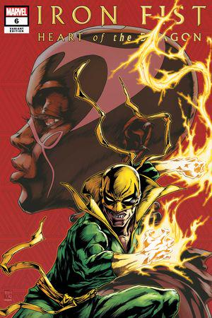 Iron Fist: Heart of the Dragon (2021) #6 (Variant)