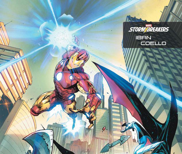 Heroes Reborn #7