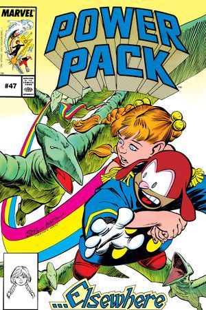 Power Pack (1984) #47