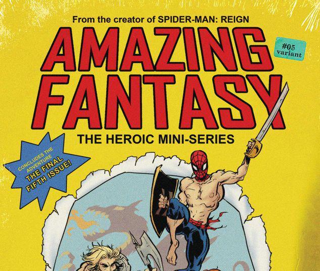 Amazing Fantasy #5