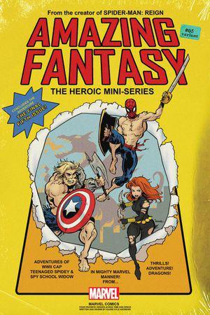 Amazing Fantasy (2021) #5 (Variant)