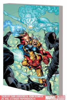 Thor by Dan Jurgens & John Romita Jr. Vol. 3 (Trade Paperback)