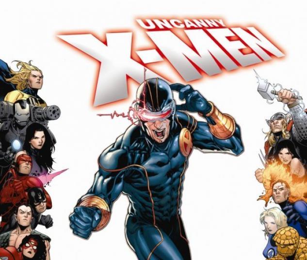 UNCANNY X-MEN #514 (70TH ANNIVERSARY VARIANT)
