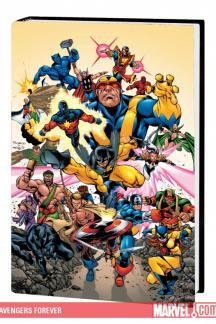 Avengers Forever (Hardcover)