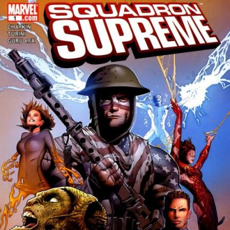 Squadron Supreme (2008 - 2009)