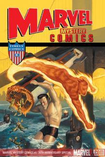 Marvel Mystery Comics 70th Anniversary Special (2009) #1