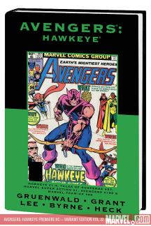 Avengers: Hawkeye (Hardcover)