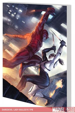Daredevil: Lady Bullseye (Trade Paperback)