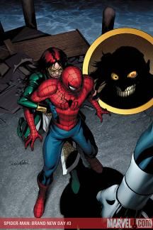 Spider-Man: Brand New Day (2008) #3