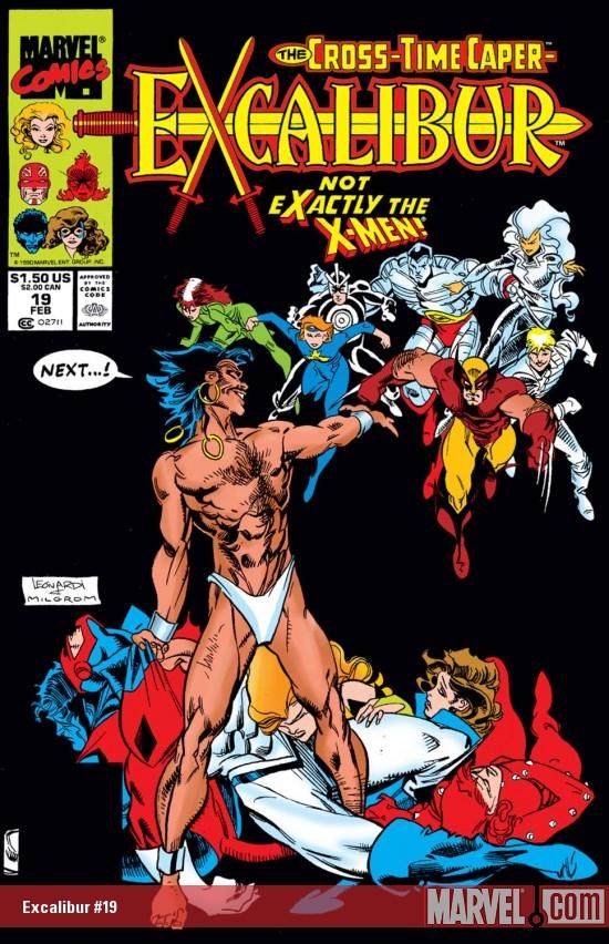 Excalibur (1988) #19