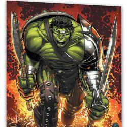 Hulk: Wwh - Front Line