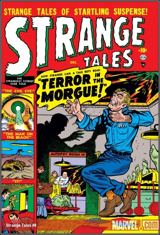 Strange Tales (1951) #4