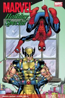 Marvel Holiday Special 2007 #1