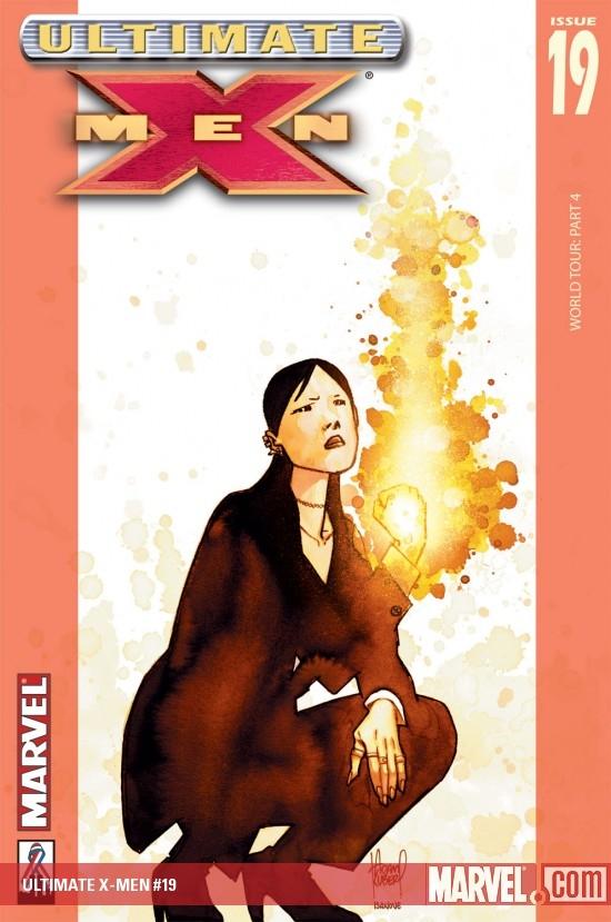 Ultimate X-Men (2000) #19