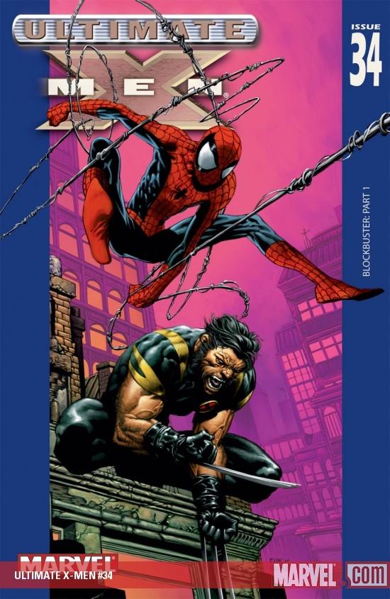Ultimate X-Men (2000) #34