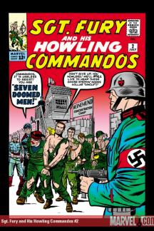 Sgt. Fury and His Howling Commandos (1963) #2