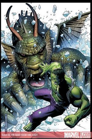 Hulk Vs. Fin Fang Foom (2007)