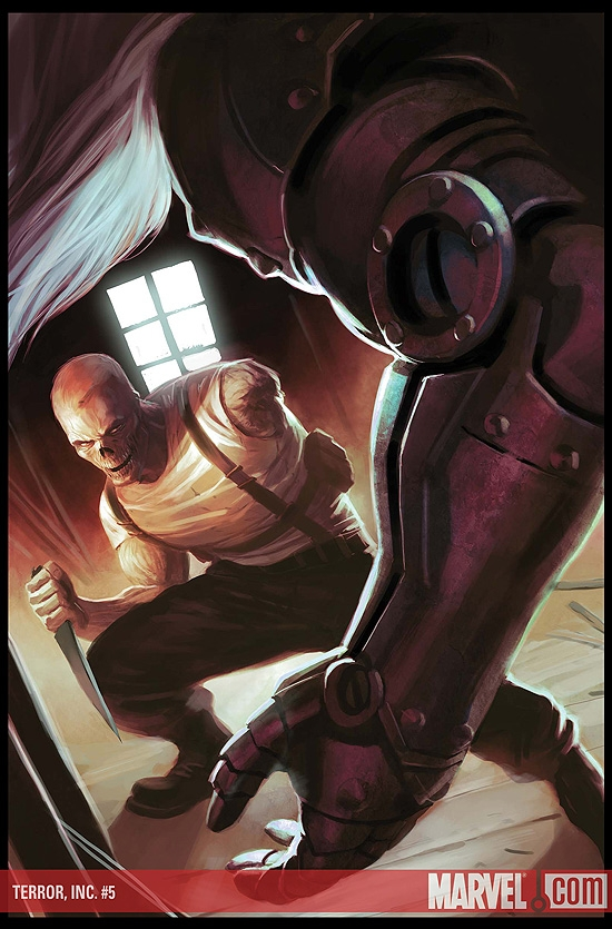 Terror, Inc. (2007) #5