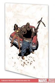 Punisher Presents: Barracuda Max (Trade Paperback)