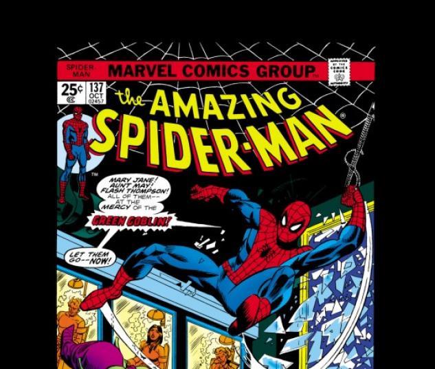 Amazing Spider-Man (1963) #137