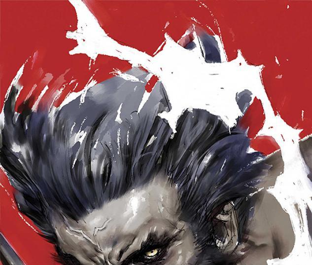 WOLVERINE: SOULTAKER (2006) #1 COVER