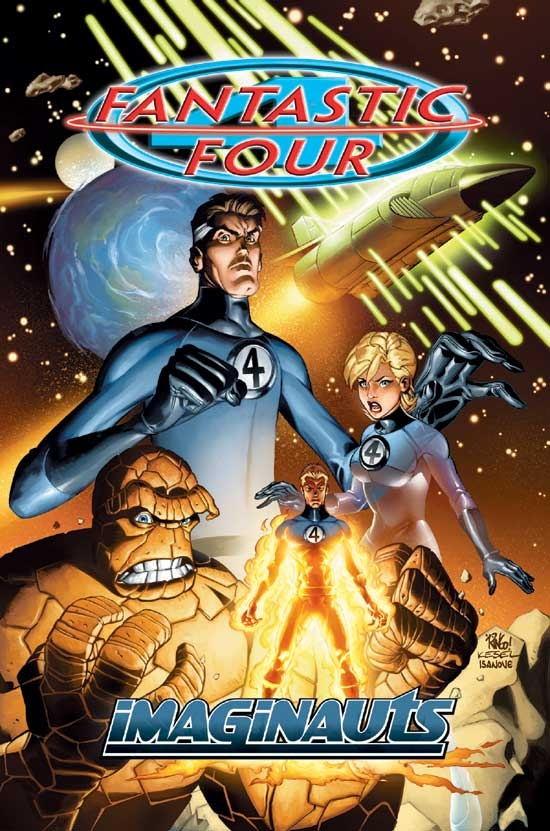 Fantastic Four Vol. 1: Imaginauts (Trade Paperback)